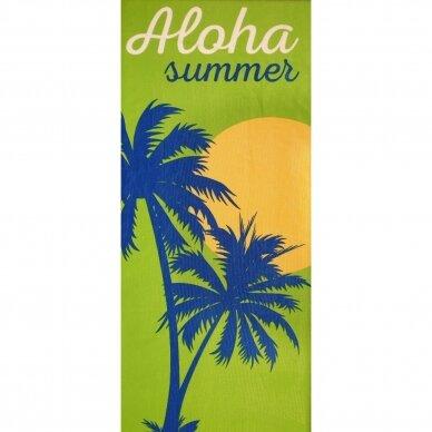 """Paplūdimio rankšluostis """"Aloha Summer"""""""