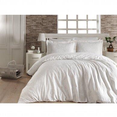"""Patalynės komplektas """"Carmina White"""", 6 dalių, 200x220 cm 3"""