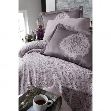 "Patalynės komplektas ""Milena Lavender"", 6 dalių, 200x220 cm 2"