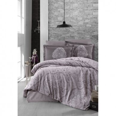 "Patalynės komplektas ""Milena Lavender"", 6 dalių, 200x220 cm 4"