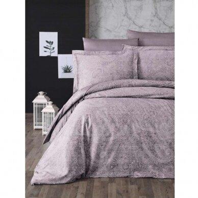 """Patalynės komplektas """"Neva Lavender"""", 6 dalių, 200x220 cm 3"""