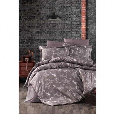 """Patalynės komplektas """"Carmina Lilac"""", 6 dalių, 200x220 cm 2"""