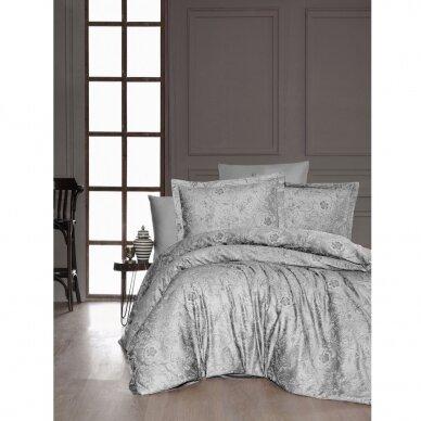 """Patalynės komplektas """"Advina Grey"""", 6 dalių, 200x220 cm 3"""