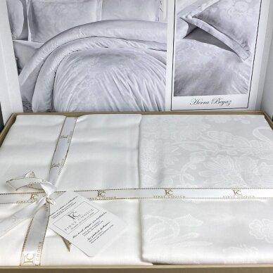 "Patalynės komplektas ""Herra Beyaz"", 6 dalių, 200x220 cm 5"