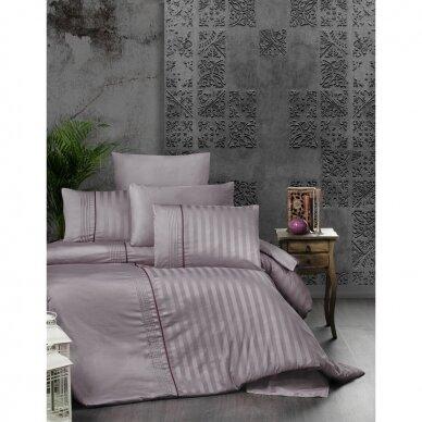 """Patalynės komplektas """"Modalife Lavender"""", 6 dalių, 200x220 cm 3"""
