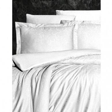 """Patalynės komplektas """"Sare White"""", 6 dalių, 200x220 cm 2"""