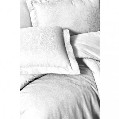 """Patalynės komplektas """"Sare White"""", 6 dalių, 200x220 cm 3"""