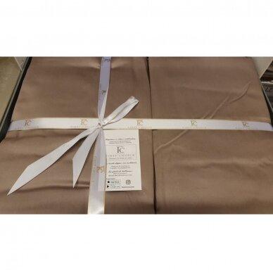 """Patalynės komplektas """"Snazzy Mink"""", 6 dalių, 200x220 cm (šviesiai ruda) 2"""