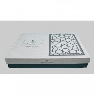 """Patalynės komplektas """"Calisto Lilac"""", 6 dalių, 200x220 cm 4"""