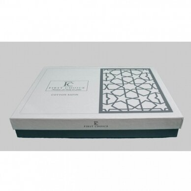 """Patalynės komplektas """"Carmina Lilac"""", 6 dalių, 200x220 cm 3"""