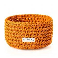 """Pintas krepšys """"Didelis Oranžiukas"""" 10x17 cm"""