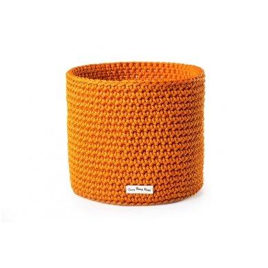 """Pintas krepšys """"Didysis Oranžiukas"""" 27x29 cm"""