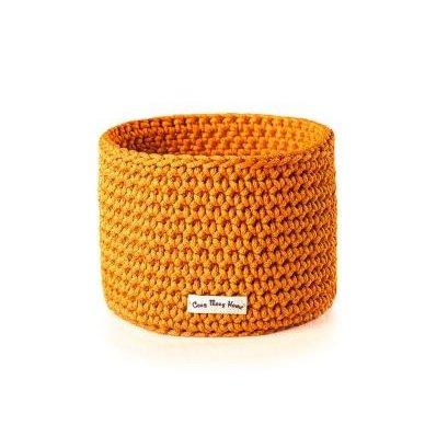 "Pintas krepšys ""Maxi Oranžiukas"" 15x19 cm"