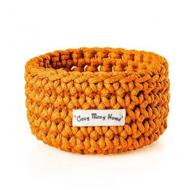 """Pintas krepšys """"Mažas Oranžiukas"""" 7x12 cm"""