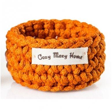 """Pintas krepšys """"Mažasis Oranžiukas"""" 5x8 cm"""
