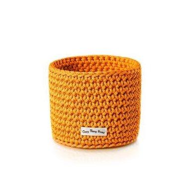 """Pintas krepšys """"Midi Oranžiukas"""" 14x17 cm"""