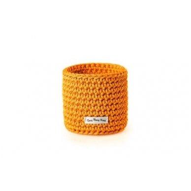 """Pintas krepšys """"Mini Oranžiukas"""" 13x14 cm"""