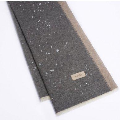 "Pledas ""Cosmos Grey Silver"", 130x180 cm 4"