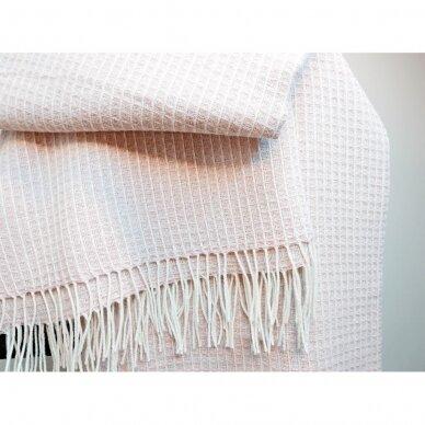 "Pledas ""Marocco Light Pink"", 130x190 cm (rausva) 3"