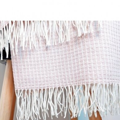 "Pledas ""Marocco Light Pink"", 130x190 cm (rausva) 2"