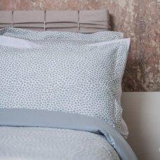 """PREMIUM satino pagalvės užvalkaliukas """"Crystal Dots"""" 50x70 cm"""