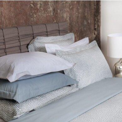 """PREMIUM satino pagalvės užvalkaliukas """"Crystal Dots"""" 50x70 cm 2"""