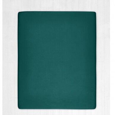 """Premium satino patalynės komplektas """"Emerald"""" 2"""