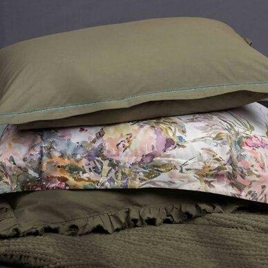 """PREMIUM satino pagalvės užvalkaliukas """"Floral Sense"""" 50x70 cm 3"""