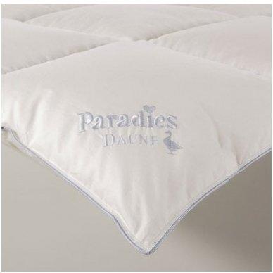 """Pūkinė antklodė """"Paradies"""", 135x200 cm 2"""
