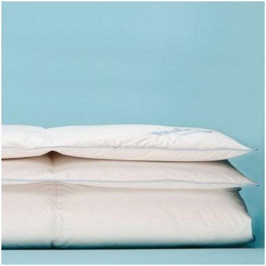 """Pūkinė antklodė """"Paradies"""", 135x200 cm"""