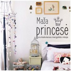 """Sienos lipdukas """"Maža Princesė"""""""