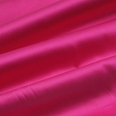 """Siuvamas dvipusis PREMIUM satino patalynės komplektas """"Pinky Mint"""" 2"""