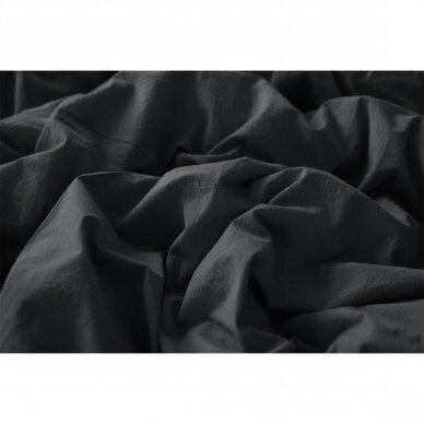"""Perkelio patalynės komplektas """"Casual Dark Grey"""" 6"""