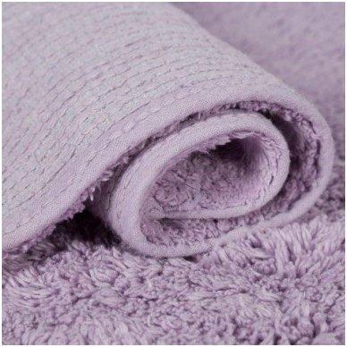 """Skalbiamas kilimas """"Žvaigždės"""" (violetinė) 4"""