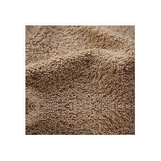 Šukuotinės medvilnės rankšluostis (Šviesiai Ruda)