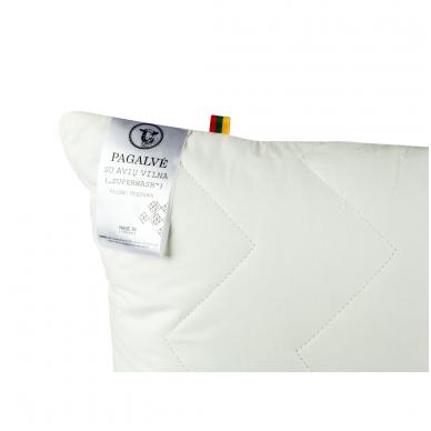 SUPERWASH avių vilnos pagalvė, 50x70 cm 3