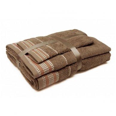 """Trijų rankšluosčių komplektas """"Brown"""""""