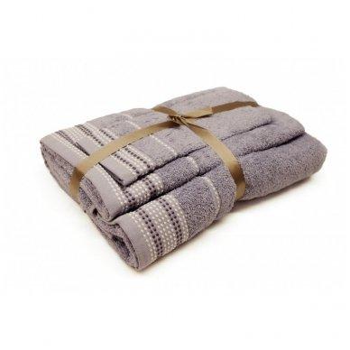 """Trijų rankšluosčių komplektas """"Purple"""""""