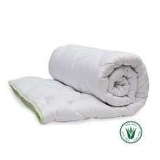 Universali antklodė Aloe Vera, 200x200 cm