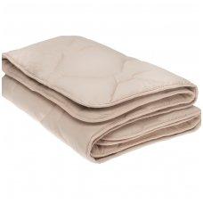 Universali antklodė su kupranugario vilnos užpildu (400 g/m²), 100x135 cm
