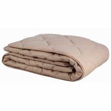 Universali antklodė su kupranugario vilnos užpildu CAMEL (400 g/m²), 140x200 cm