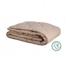 Universali antklodė su kupranugario vilnos užpildu (400 g/m²), 200x200 cm