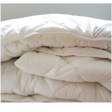 """Universali antklodė """"LENGVUMAS"""" 350g/m2, 140x205 cm 2"""