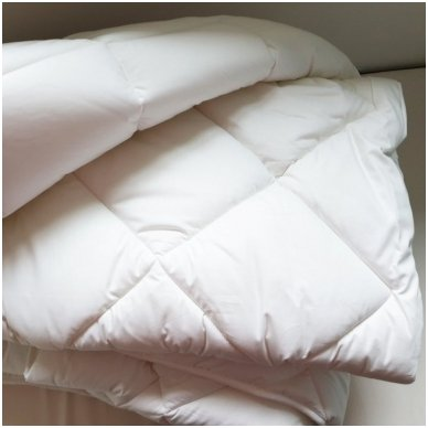 """Universali antklodė """"LENGVUMAS"""" 350g/m2, 140x205 cm 3"""