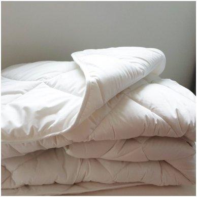 """Universali antklodė """"LENGVUMAS"""" 350g/m2, 140x205 cm 5"""