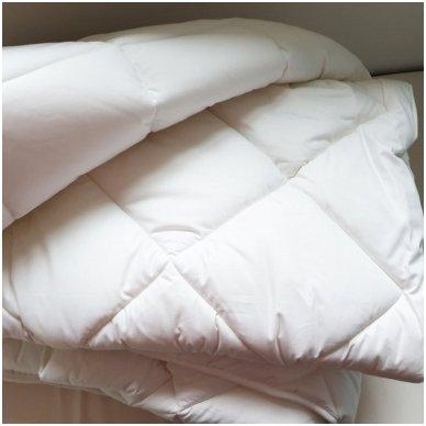 """Universali antklodė """"LENGVUMAS"""" 350g/m2, 200x220 cm 5"""