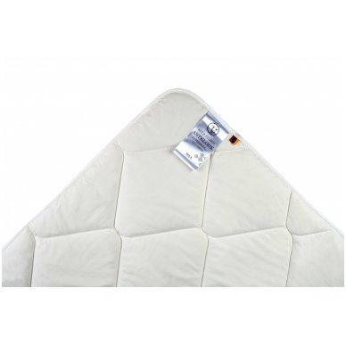 Universali antklodė su skalbiamos vilnos užpildu (300 g/m²), 140x200 cm 3