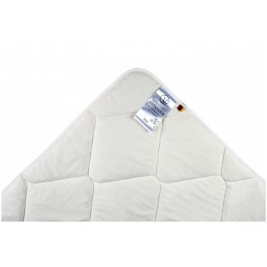 Universali antklodė su skalbiamos vilnos užpildu (300 g/m²), 200x220 cm 3