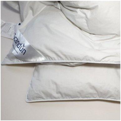 Universali pūkinė (90% pūkai-10% plunksnos) antklodė MORPHEUS, 220x240cm 4