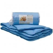 """Vaikiškas antialerginis rinkinys """"Jūra"""" (antklodė + pagalvė), 100x135 cm"""
